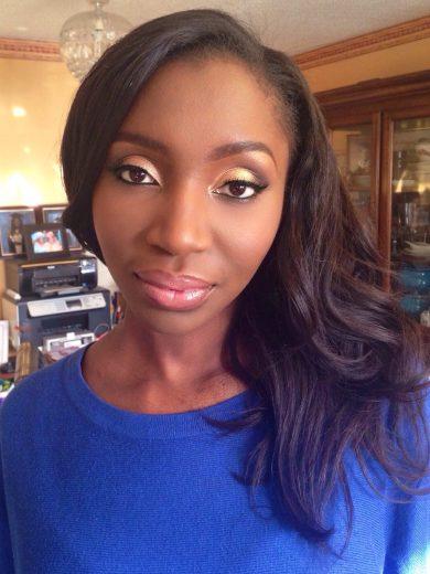 black bridal makeup artist London