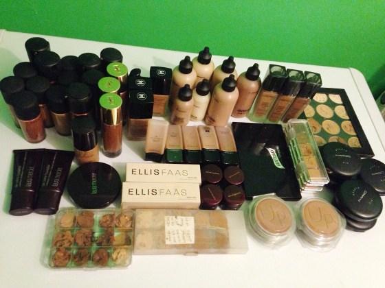 my bridal kit, my foundations, joy adenuga