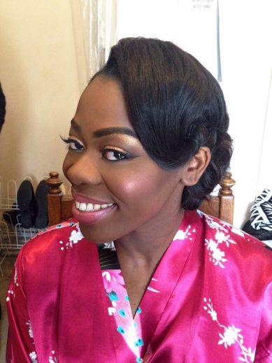 Tolani's wedding, joy adenuga, black bride, black bridal blog, black makeup artist, black bridal makeup artist, london makeup artist for black skin, bridal makeup artist for dark skin