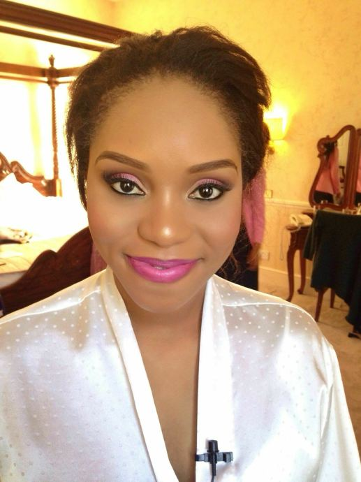 joy adenuga, nata's wedding, london makeup artist for black skin, black london makeup artist, nigerian makeup artist london, wedding makeup artist for dark skin, bridal makeup artist for dark skin, black bridal blog uk, bridal blogger
