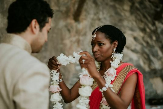 Indian Wedding, Multicultural wedding, Shannon's Destination Wedding, joy adenuga, American wedding, American bride, black bride, black bridal blog london, london black makeup artist, london makeup artist for black skin, black bridal makeup artist london, makeup artist for black skin, nigerian makeup artist london
