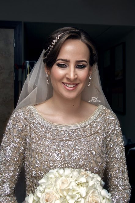 Moroccan Bride - Mona, Moroccan bride, Joy Adenuga, Moroccan Wedding, London Makeup Artist