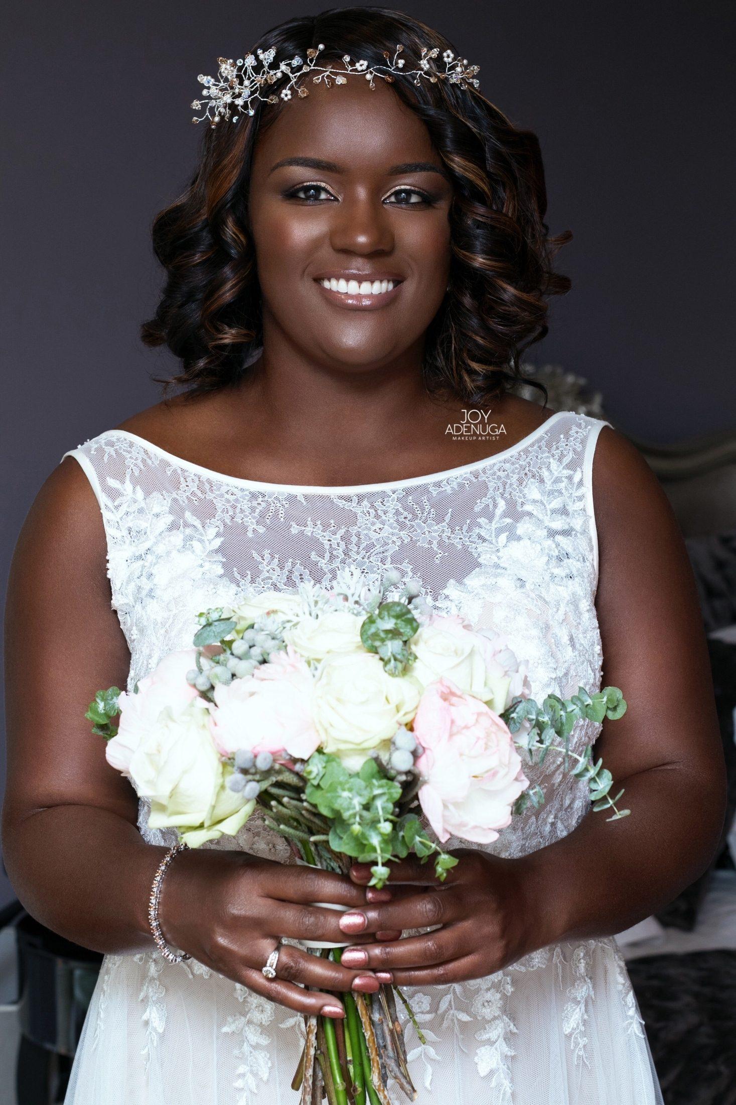 Joy Adenuga Award Winning Black Makeup Artist