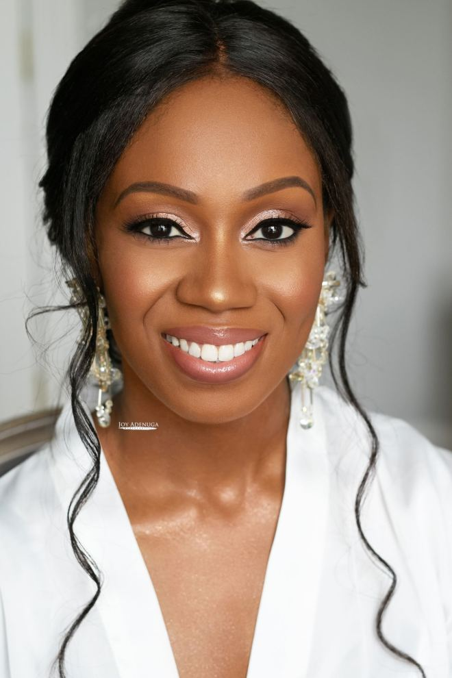 Rochelle's Wedding, Joy Adenuga, black bride, black bridal blog london, london black makeup artist, london makeup artist for black skin, black bridal makeup artist london, makeup artist for black skin, nigerian makeup artist london, makeup artist for women of colour, black beauty, Nigerian Bride