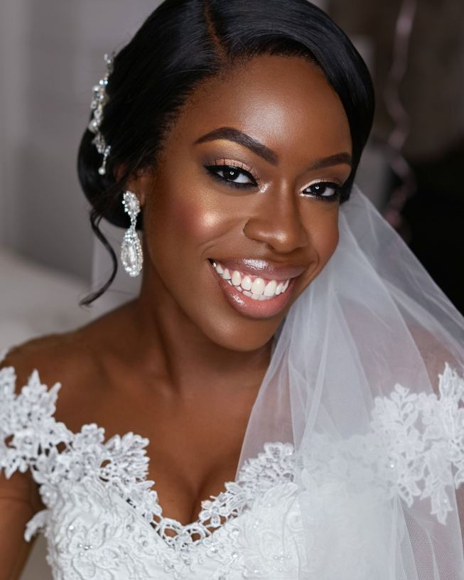 Keji's Wedding, Joy Adenuga, black bride, black bridal blog london, london black makeup artist, london makeup artist for black skin, black bridal makeup artist london, makeup artist for black skin, nigerian makeup artist london, makeup artist for women of colour, Melanin bride, black beauty