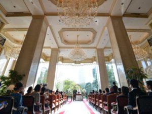 リーガロイヤルホテル東京 結婚式