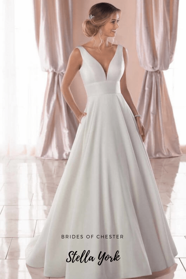 Brides of Chester introduces Stella York 6758 Wedding Dress