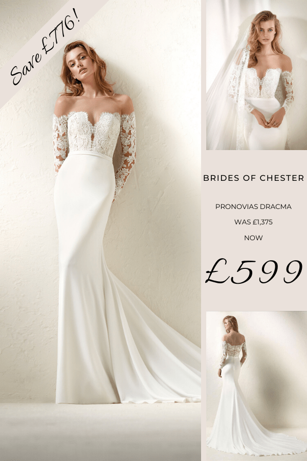 Brides of Chester introduces Pronovias Dracma
