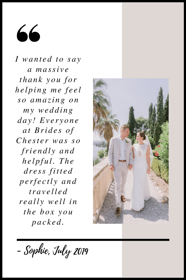 July 2019 Testimonial by Sophie