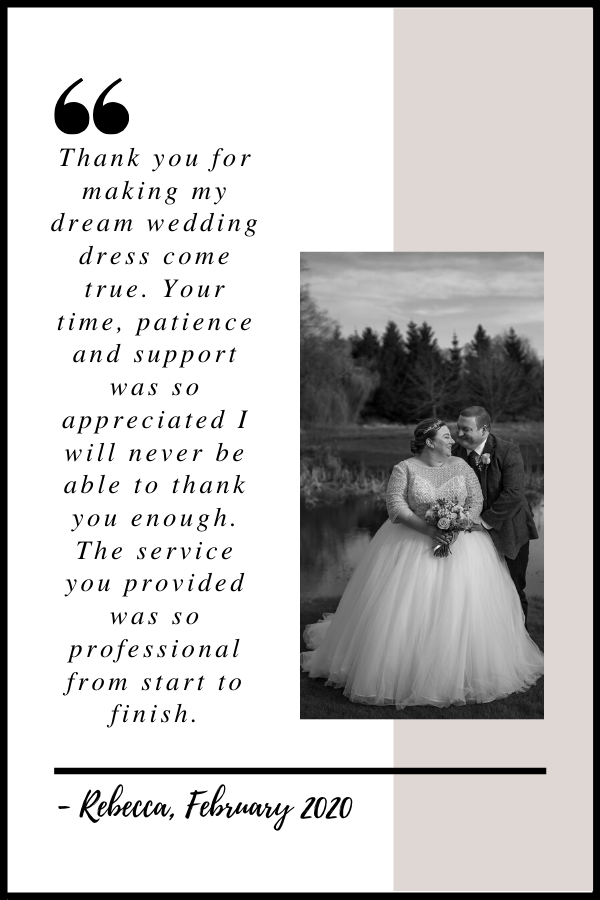 February 2020 Testimonial by Rebecca