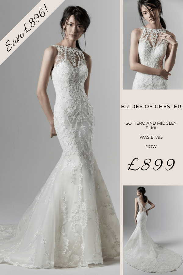 Brides of Chester introduces Sottero and Midgley Elka