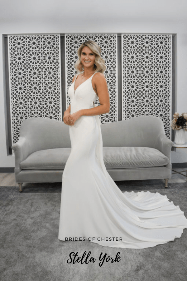 Brides of Chester introduces Stella York 7290
