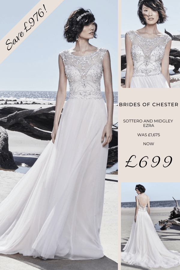 Brides of Chester introduces Sottero and Midgley Ezra