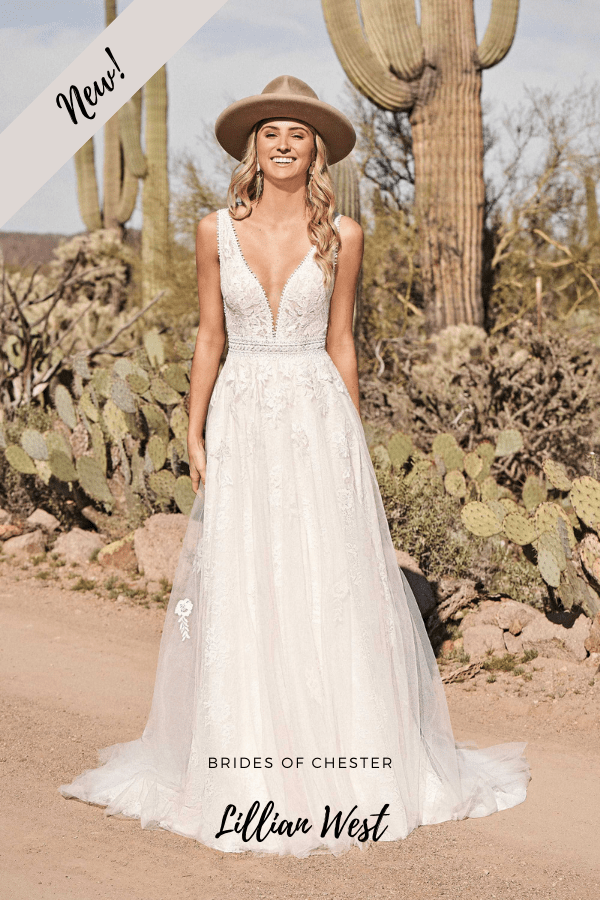 Brides of Chester introduces Lillian West 66170