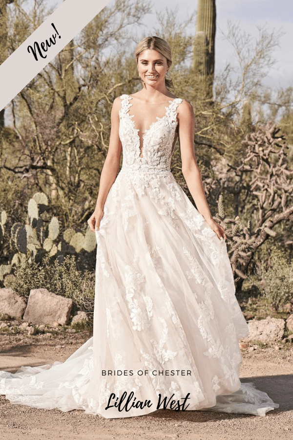 Brides of Chester introduces Lillian West 66163