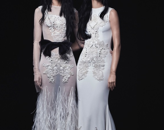 vera wang, wedding dress designer