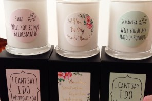 Interview with Sarah Lowther founder of Mourne Mountain Candles