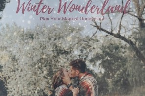Winter Wonderland – Plan Your Magical Honeymoon