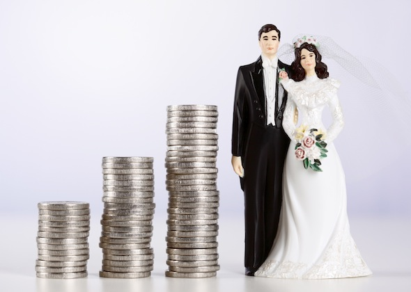 wedding finance, financial planning