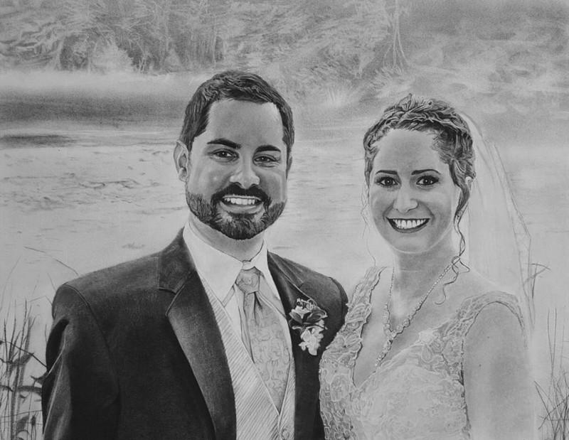 wedding registry, wedding art