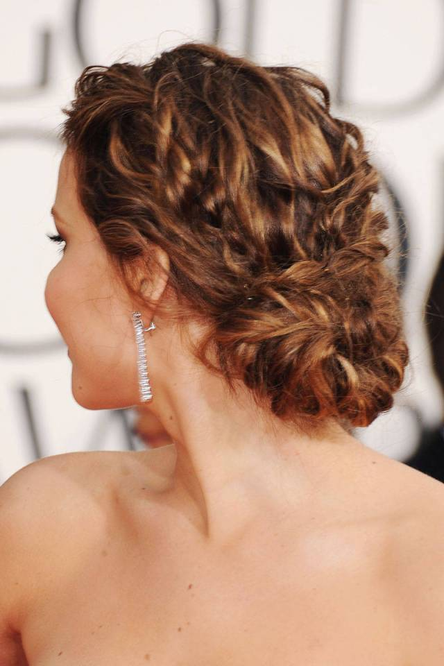 2 wedding hairstyles for brides with curly hair | bride sparkle