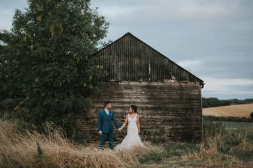 A Romantic Wedding at Donington Park Farm House (c) Maree Frances Photography (51)