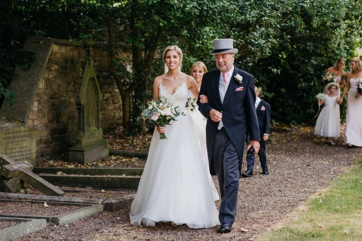 A Pretty Wedding at Hooton Pagnell Hall (c) John Hope Photography (27)