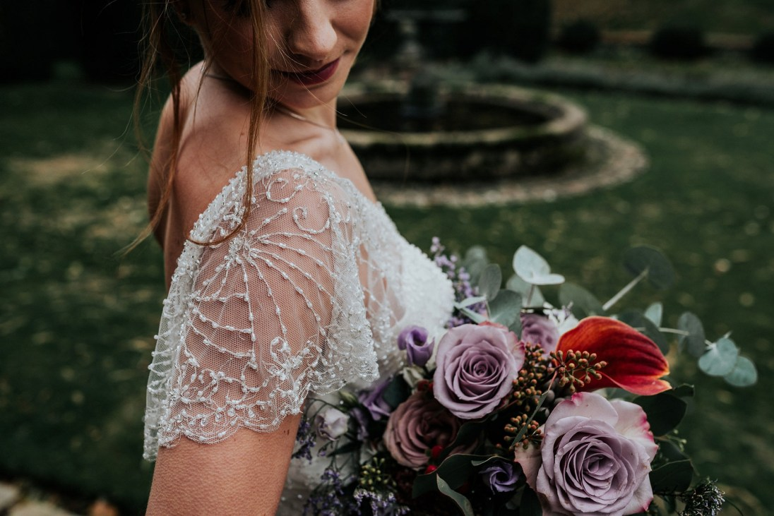 A Styled Bridal Shoot at Gawsworth Hall (c) Jenny Appleton (30)
