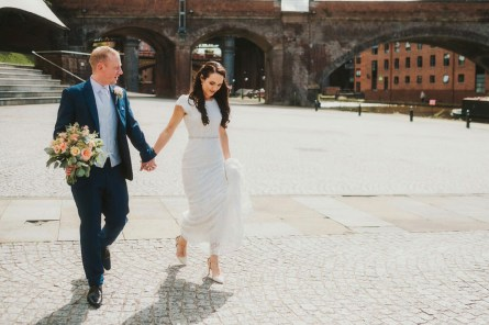 A Stylish City Wedding in Manchester (c) Kate McCarthy Photography (47)