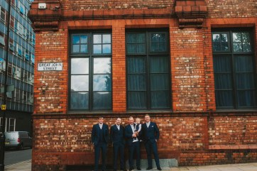 A Stylish City Wedding in Manchester (c) Kate McCarthy Photography (7)