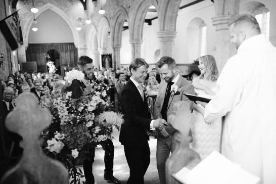 A Stylish Wedding at Hazel Gap Barn (c) Ruth Atkinson (22)