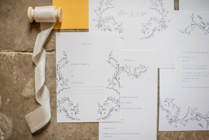 A styled bridal shoot in North Yorkshire (c) Jane Beadnell Photography (2)