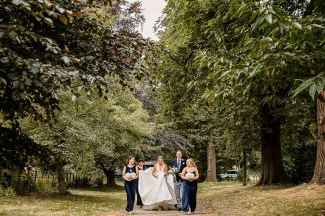 A Classic Wedding at Hazelwood Castle (c) Hayley Baxter Photography (20)