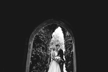 A Classic Wedding at Hazelwood Castle (c) Hayley Baxter Photography (29)