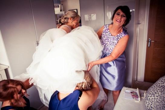 A Glam Wedding at Rudding Park (c) Photography Bty Kathryn (11)