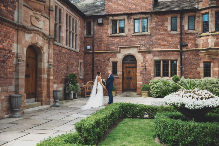 A Sophisticated Wedding at Colshaw Hall (c) Jess Yarwood (28)