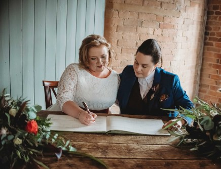 A Sparkling Wedding at The West Mill (c) Sharon Trees (27)