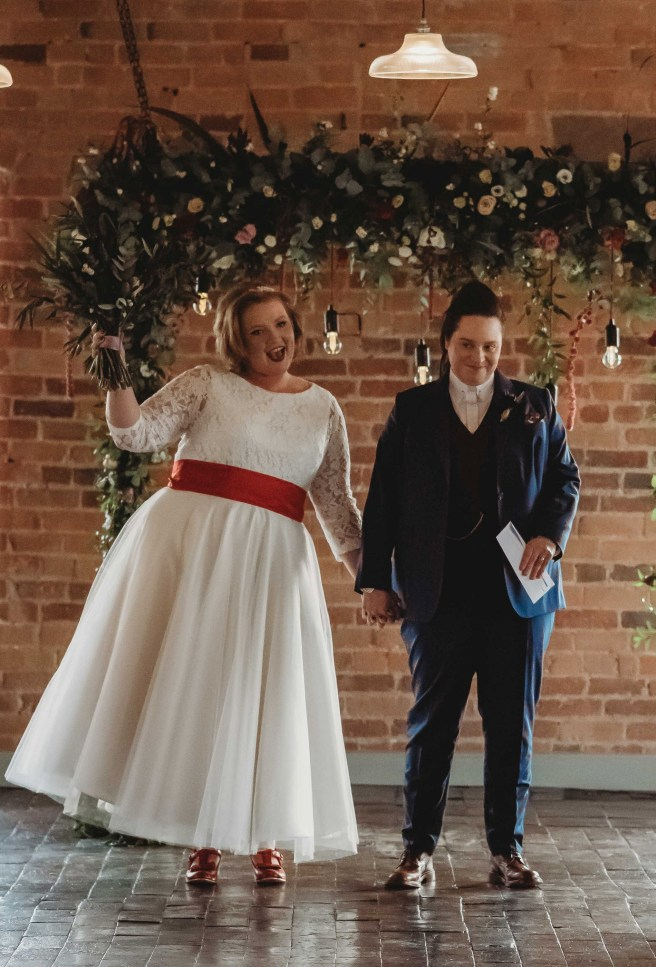 A Sparkling Wedding at The West Mill (c) Sharon Trees (29)