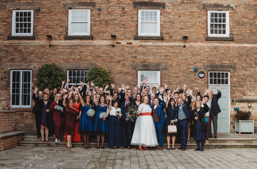 A Sparkling Wedding at The West Mill (c) Sharon Trees (33)
