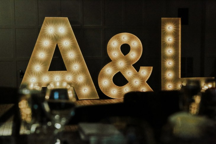 An Elegant Wedding at As You Like It (c) Helen Russell Photography (39)