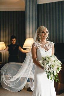 A Black Tie Wedding at Swinton Park (c) M&G Photography (11)