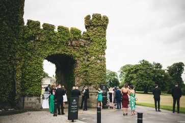 A Black Tie Wedding at Swinton Park (c) M&G Photography (26)