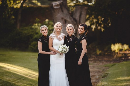 A Black Tie Wedding at Swinton Park (c) M&G Photography (44)
