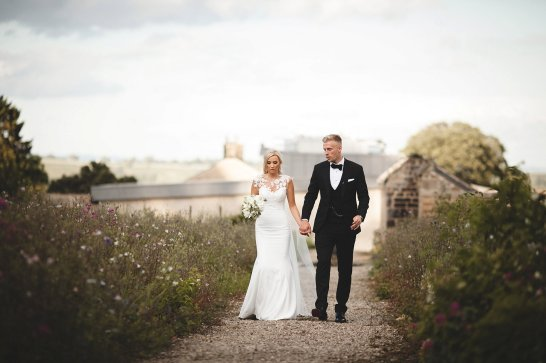 A Black Tie Wedding at Swinton Park (c) M&G Photography (47)