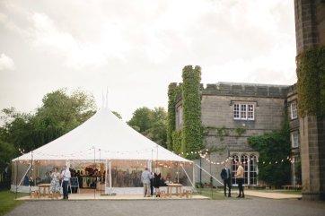 A Black Tie Wedding at Swinton Park (c) M&G Photography (55)