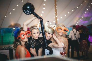 A Black Tie Wedding at Swinton Park (c) M&G Photography (58)