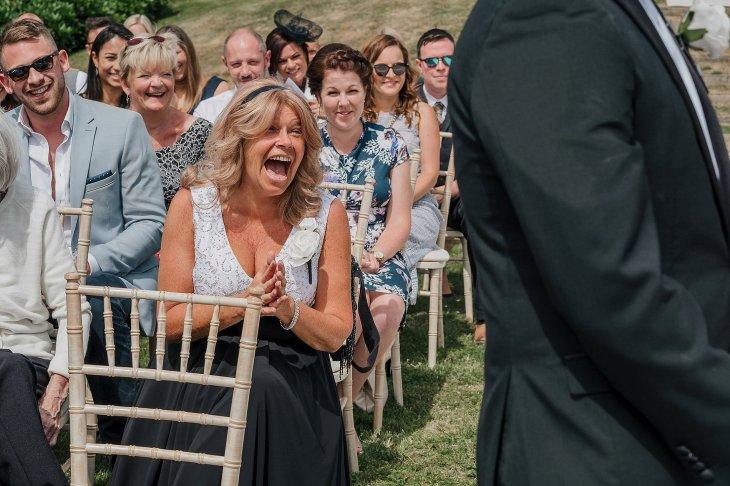 A Chanel Themed Wedding at Delamere Manor (c) Sarah Glynn (22)