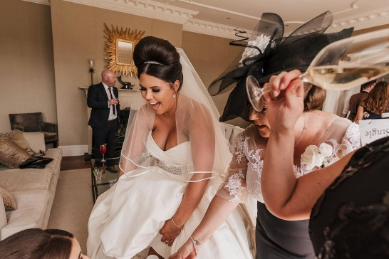 A Chanel Themed Wedding at Delamere Manor (c) Sarah Glynn (33)