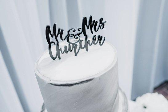 A Chanel Themed Wedding at Delamere Manor (c) Sarah Glynn (54)