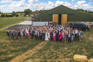 A Colourful DIY Wedding in East Yorkshire (c) M&G Photographic (41)